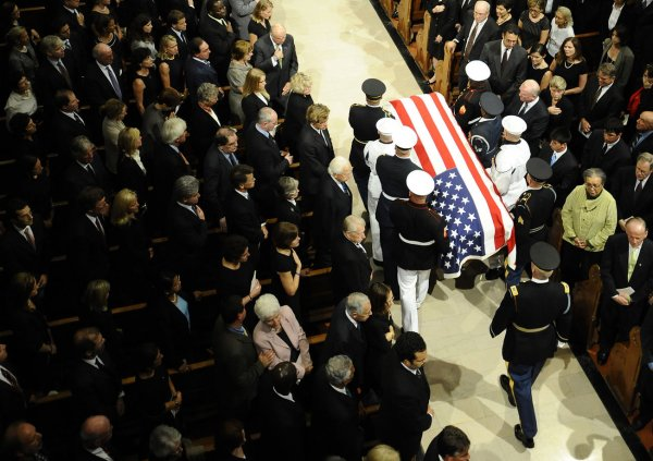 Words of reflection, the funeral of d james kennedy, coral ridge presbyterian church