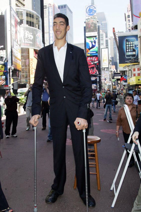 World's Tallest Man - UPI.com