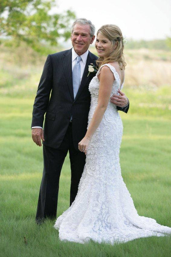 Фото свадьбы дочери клинтона