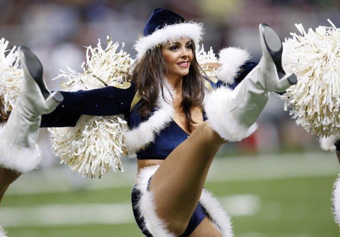 Cheerleader sexy womens costume