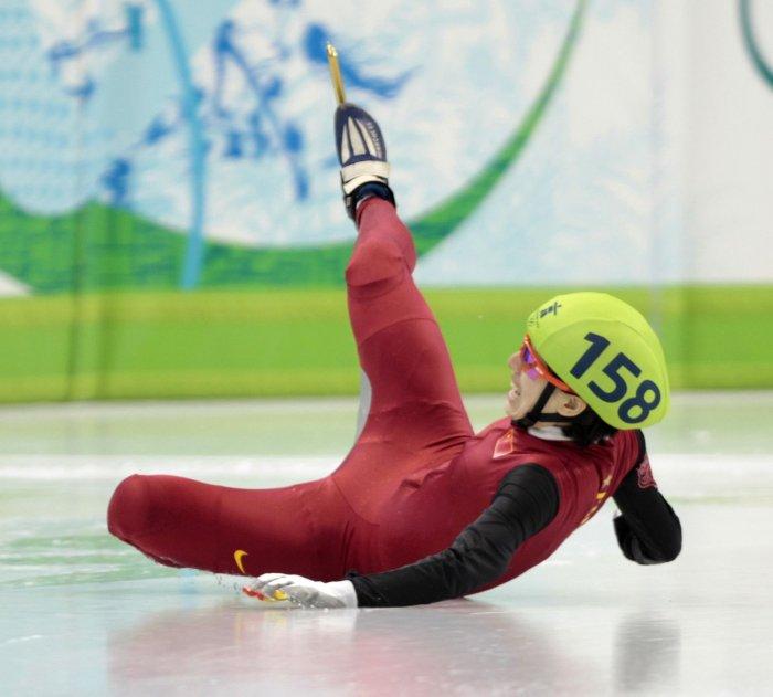 Women's Short Track Speed Skating