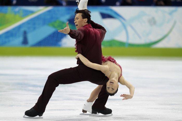Figure Skating Pairs Free Program