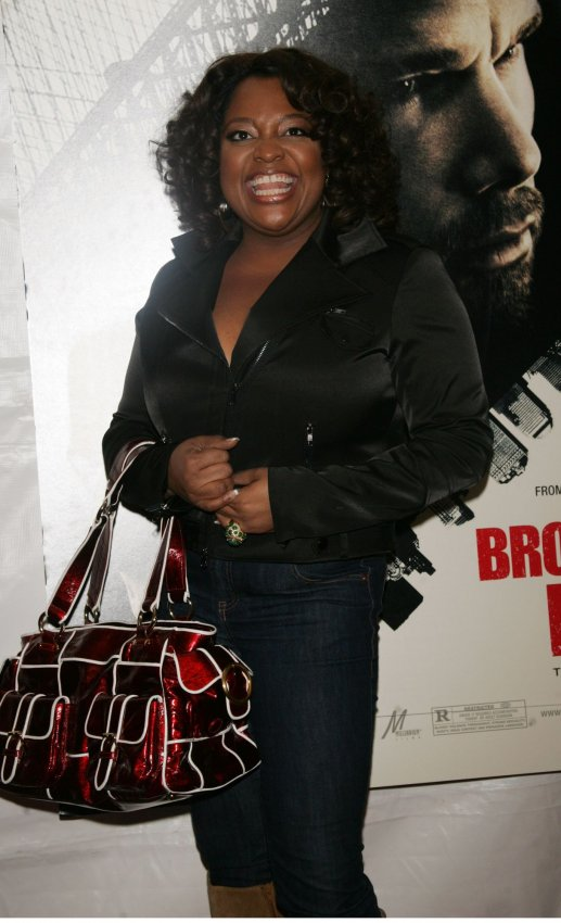 "Sherri Shepherd arrives at ""Brooklyn's Finest"" Premiere in New York"