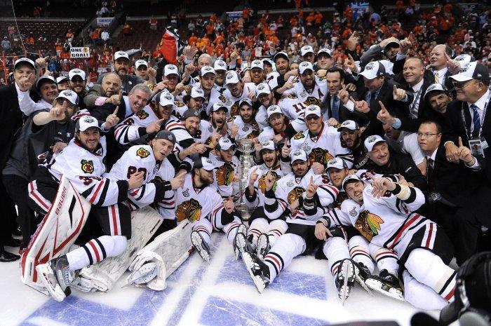 Chicago Blackhawks win 2010 Stanley Cup - UPI.com