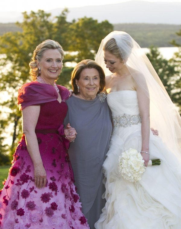 Chelsea Clinton and Marc Mezvinsky wedding photos  13 images Chelsea Clinton Wedding Reception