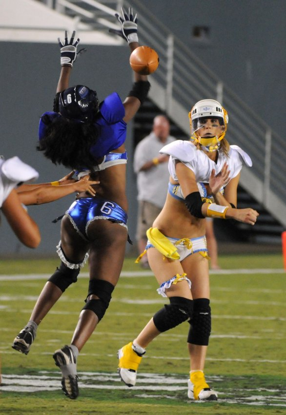 Lingerie Football League 93