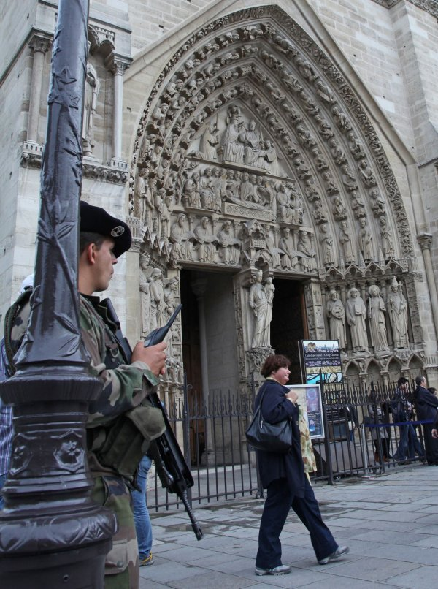 Paris Travel Warning State Department