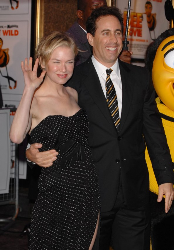 premiere of Bee Movie at