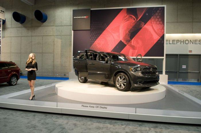 2011 San Diego International Auto Show