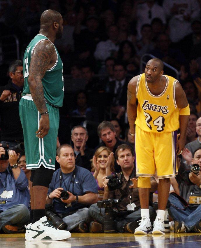 Nba Basketball Los Angeles Lakers: NBA: Celtics Vs. Lakers