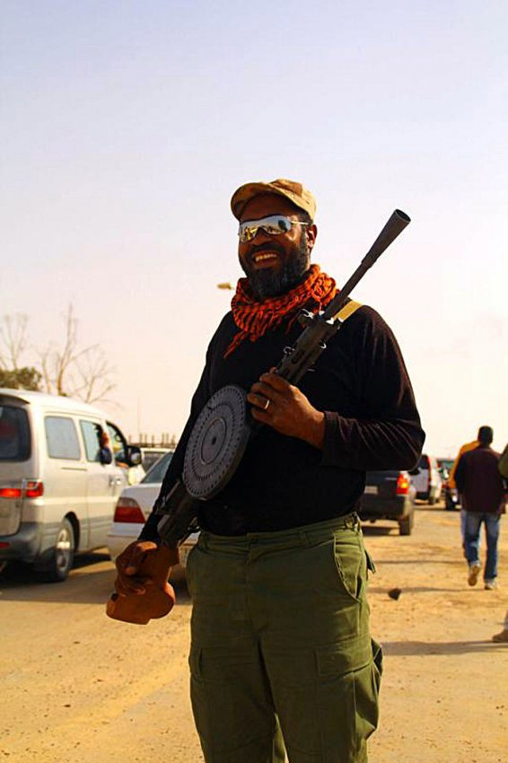 Libyan Rebels Recaptured The Key Eastern City in Their First Significant Victory.