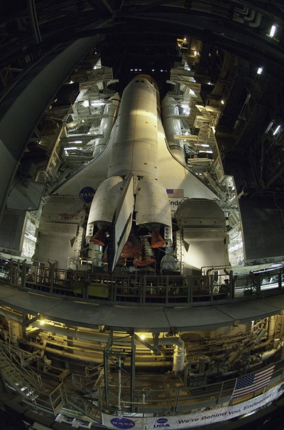 space shuttle endeavour last mission - photo #37