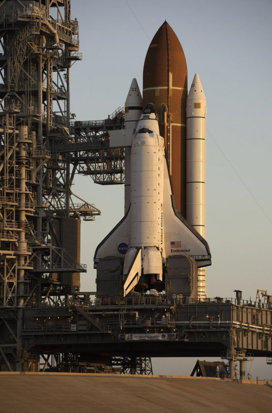 space shuttle endeavour last mission - photo #8