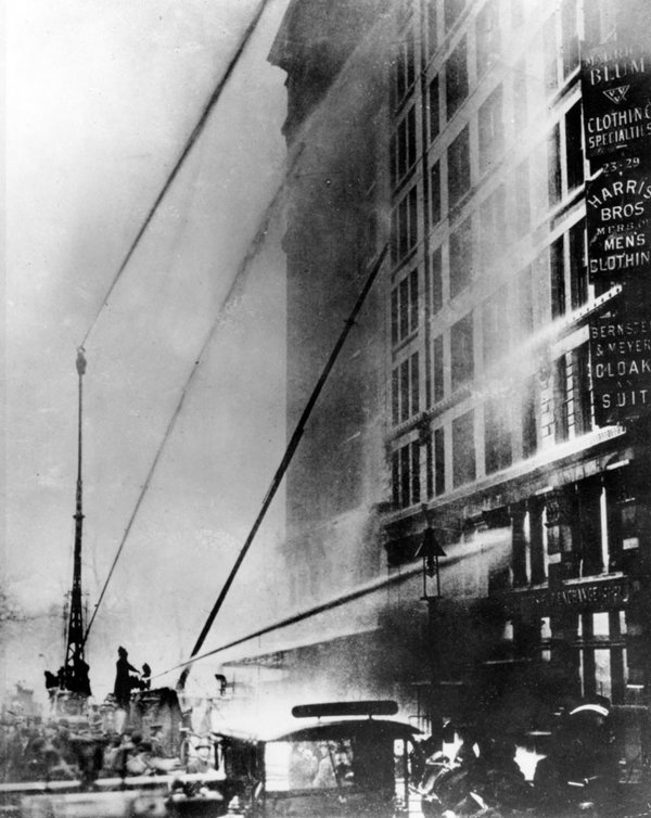 Remembering the Triangle Shirtwaist Fire - All Photos ... Triangle Shirtwaist Fire 1912