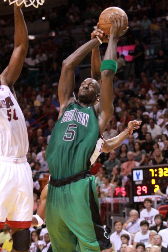 Boston Celtics at Miami Heat, American Airlines Arena, Miami, Fl.