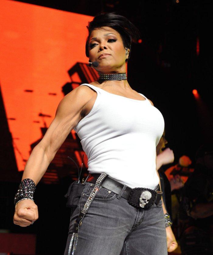 Janet Jackson  Tour