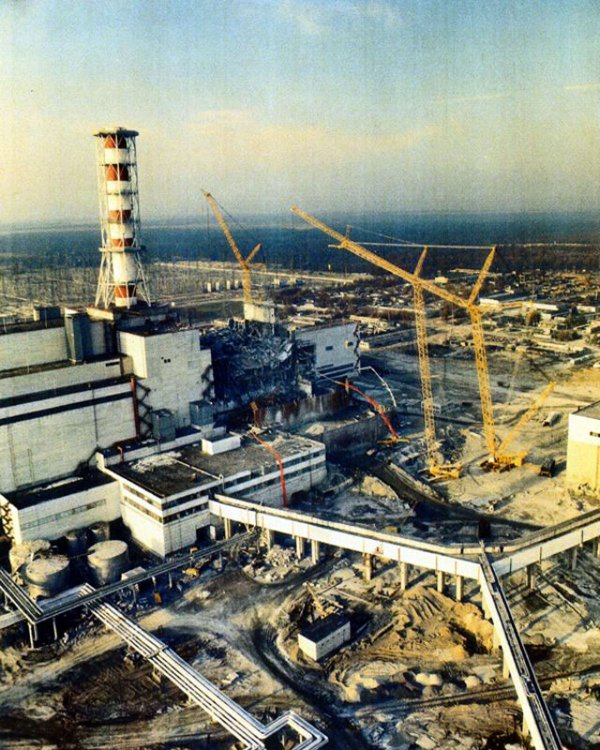 The 25th anniversary of the Chernobyl disaster - UPI.com