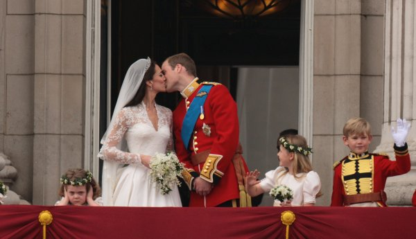 The Wedding Of Prince William And Kate Middleton All