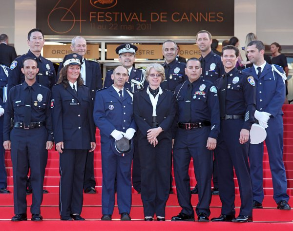 Cannes film festival day ten for Police cannes