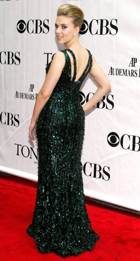 2010 Tony Awards Arrivals at Radio City Music Hall in New York City.