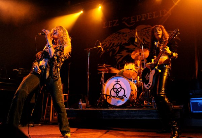 Lez Zeppelin performs in Virginia - All Photos - UPI com