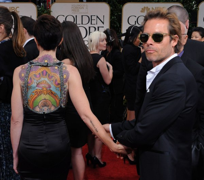Celebrity Tattoos UPIcom