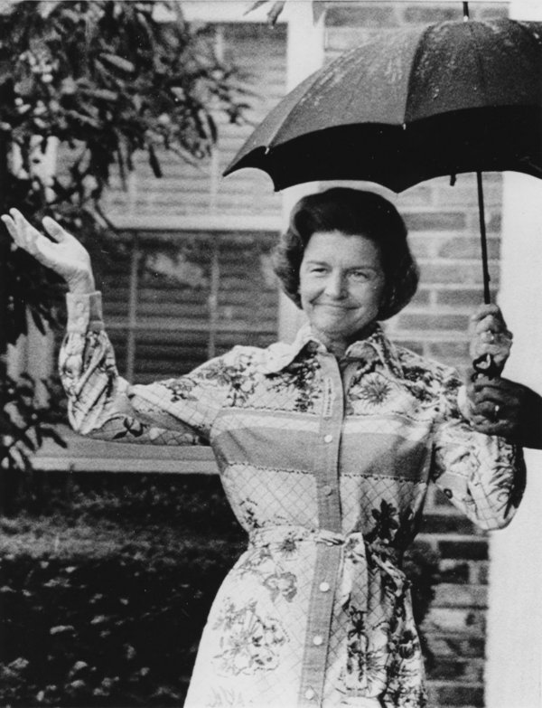 Betty Ford First Lady And Activist Upi Com