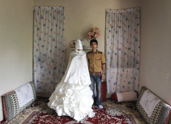 traditional wedding in iran all photos upicom
