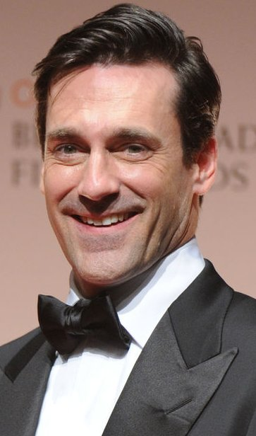 "Jon Hamm attends the ""BAFTA"" ceremony in London"