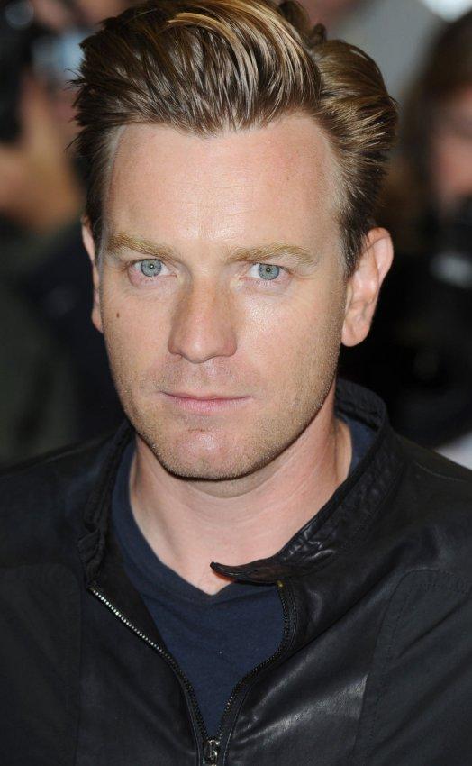 "Ewan McGregor attends ""Perfect Sense"" premiere in London"