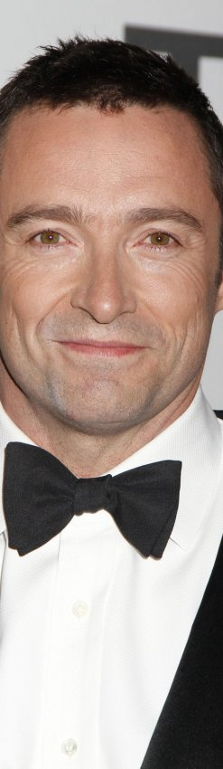 Hugh Jackman arrives for the 2012 Tony Awards in New York