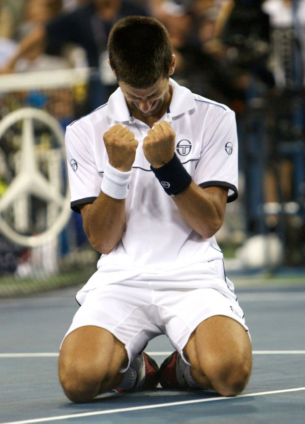 Novak Djokovic wins championship title from Rafael Nadal in final match at the U.S. Open in New York