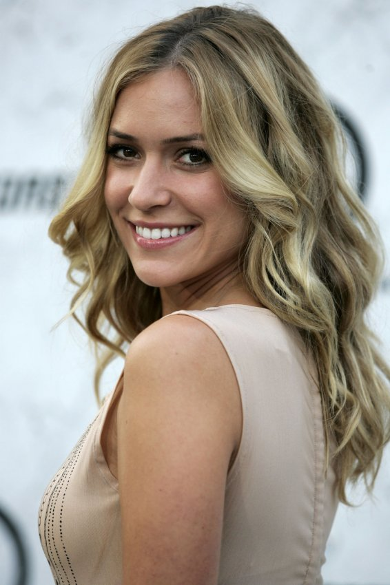 "Kristin Cavallari arrives at the ""Comedy Central Roast of Charlie Sheen"" in Culver City, California"