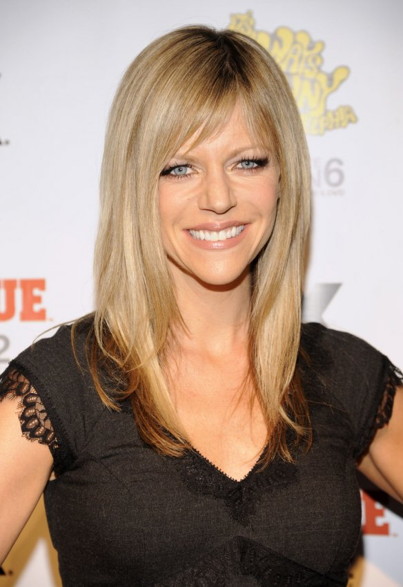 "Kaitlin Olson attends Premiere Screening of FX's ""It's Always Sunny in Philadelphia"" season seven and ""The League"" in Los Angeles"