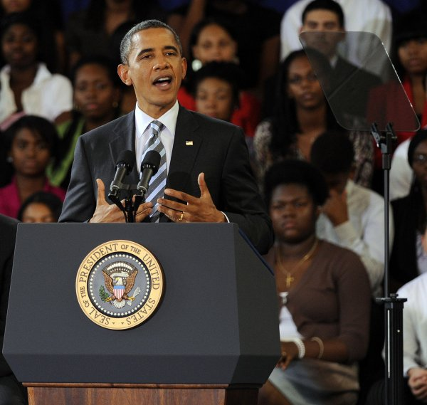 barack obama speech back to school Barack obama's rhetoric: the trajectory of a post-racial america i even had my students critically read and respond to obama's back to school speech in september.