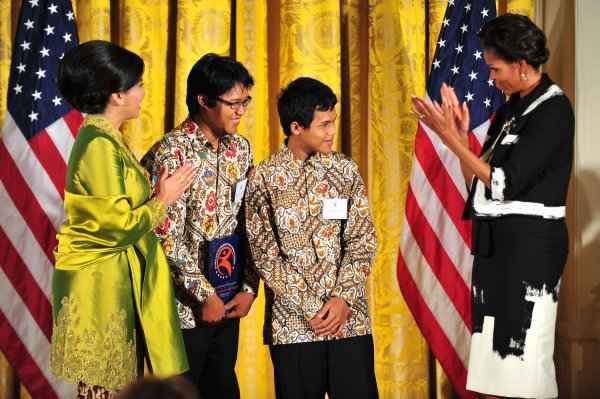 press office remarks first lady national arts humanities youth program awards