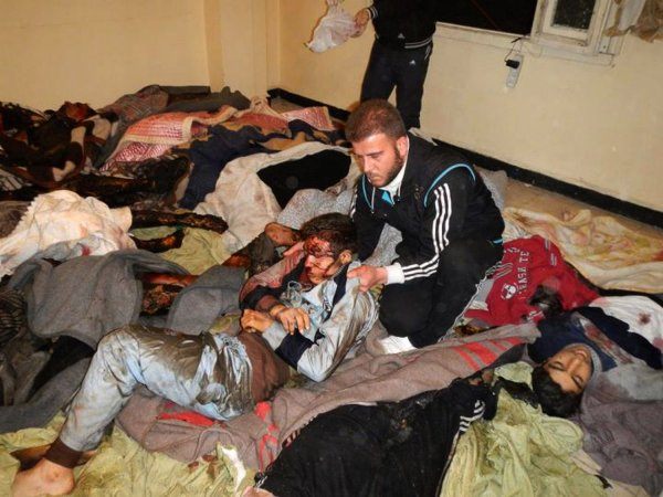 More than 70 reported dead in latest Syria fighting | The ... |Dead Syrians
