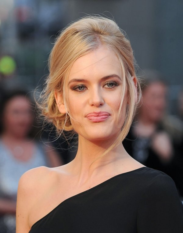 """Taylor Bagley attends """"The Olivier Awards 2012"""" in London"""