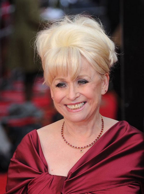 "Barbara Windsor attends ""The Olivier Awards 2012"" in London"