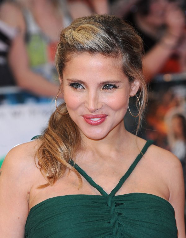 "Elsa Pataky attends The European Premiere of ""Marvel Avengers Assemble"" in London"