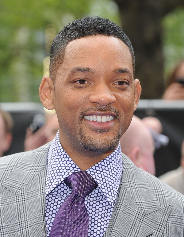 "Will Smith attends the UK premiere of ""Men In Black 3"" in London."