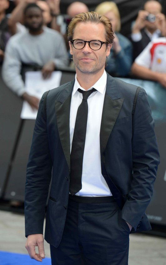 "Guy Pearce attends the UK Premiere of ""Prometheus"" in London."