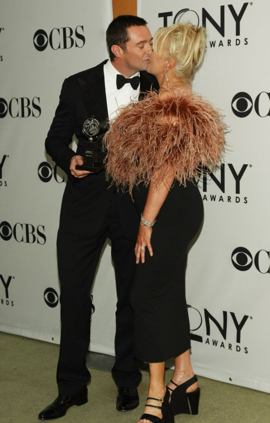 The 66th Annual Tony Awards are held in New York