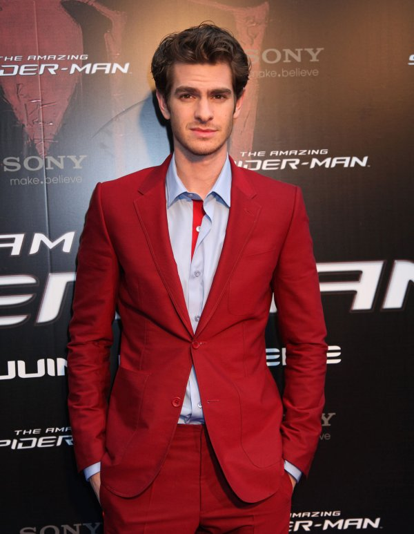 "French premiere of ""The Amazing Spider-Man"" in Paris"