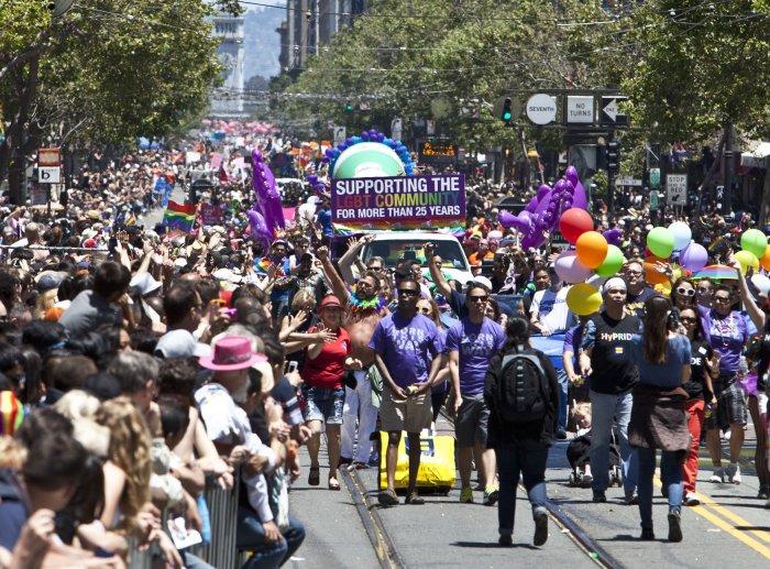 San francisco, ca lesbian events