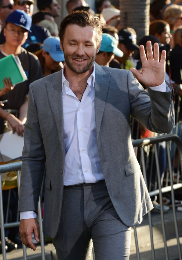 "Joel Edgerton attends the premiere of ""The Odd Life of Timothy Green"" in Los Angeles"