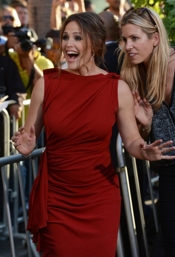 "Jennifer Garner attends the premiere of ""The Odd Life of Timothy Green"" in Los Angeles"