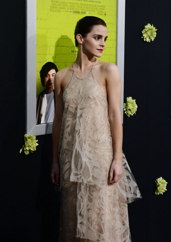 "Emma Watson attends ""The Perks of Being a Wallflower"" premiere in Los Angeles"