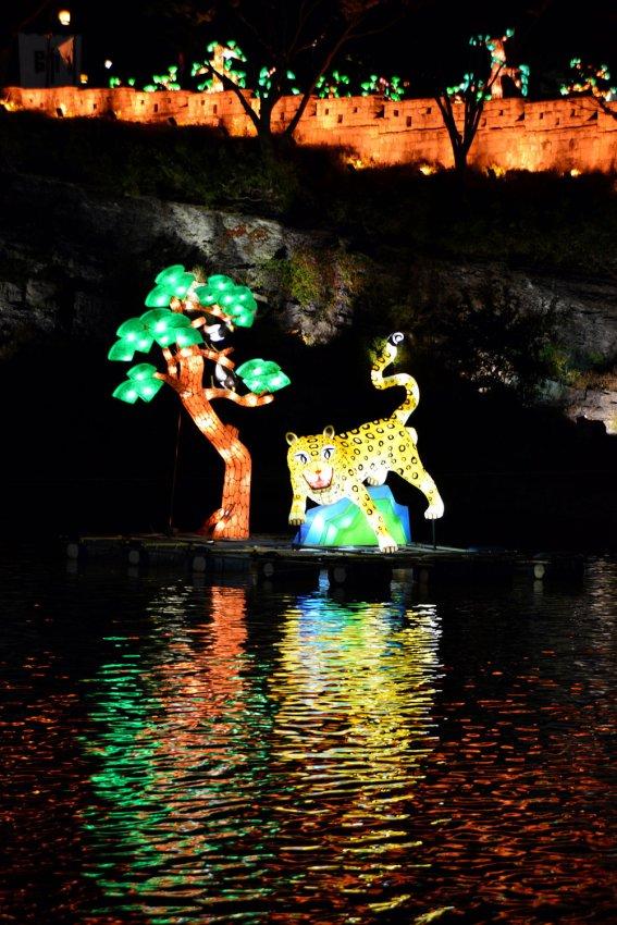 Lantern Festival in sourth Korea