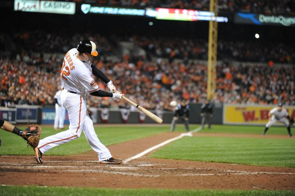 Matt Wieters - C - Baltimore Orioles